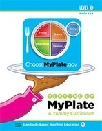 Serving Up MyPlate: A Yummy Curriculum | Food and Nutrition Service | Curriculum resource reviews | Scoop.it