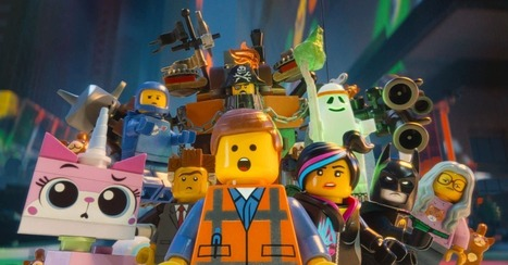 'Lego Movie' Review: Everything Is Awesome and Here's Why | It's Show Prep for Radio | Scoop.it