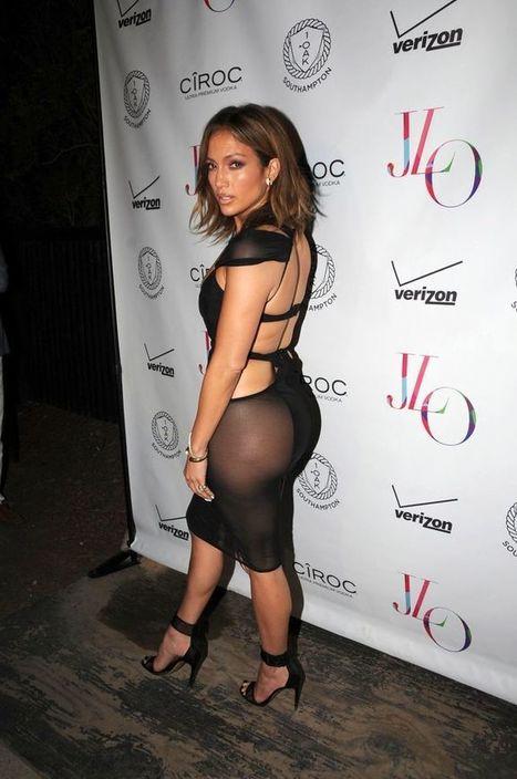 Photos : Jennifer Lopez robe sexy pour ses 46 ans ! | Radio Planète-Eléa | Scoop.it
