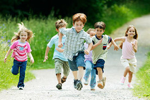 New evidence on kids and exercise | Health promotion. Social marketing | Scoop.it