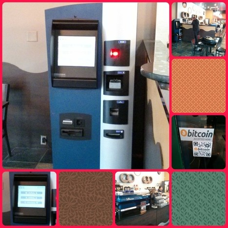 Introducing Robocoin - an ATM signalling the continued rise of the Bitcoin. | indieLoveindieLove | atm | Scoop.it