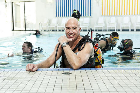 Diveheart shows health benefits of scuba diving | SCUBA | Scoop.it
