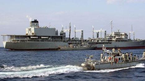 Iran naval fleet to secure oil tankers - Press TV | SecureOil | Scoop.it