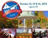 Best of the Fall Fests: Fort Ligonier Days & Brady's Run ...   Pittsburgh Pennsylvania   Scoop.it