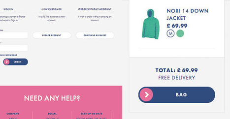 5 Essential Elements for E-Commerce Websites - Designmodo | social media e-commerce | Scoop.it