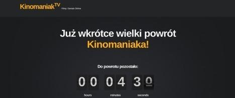 Wiadomość z ostatniej chwili: Kinomaniak.tv wrócił! - | Mobile | Scoop.it