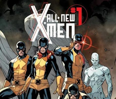 Original X-Men Member Comes Out As Gay In New Marvel Comic | LGBT Times | Scoop.it