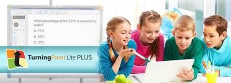 Nieuw: TurningPoint Lite Plus add-on voor Smart Notebook software. | Transcontinenta educatie nieuws | Scoop.it