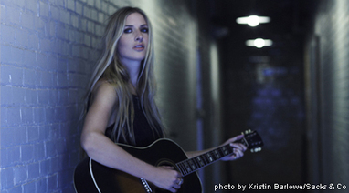 """Holly Williams Takes """"The Highway"""" 