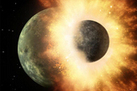 Giant Moon-Forming Impact On Early Earth May Have Spawned Magma Ocean - Space.com | Geology | Scoop.it