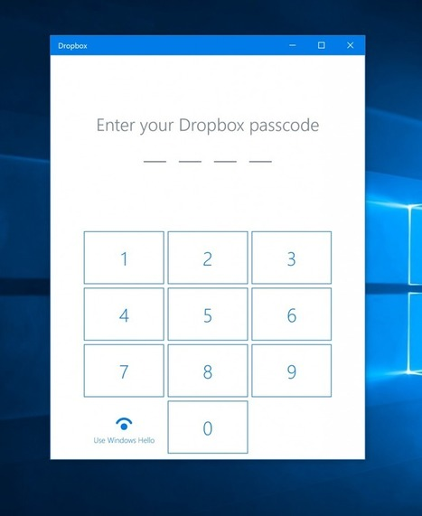 Dropbox para Windows 10 ya está aquí | Educacion, ecologia y TIC | Scoop.it
