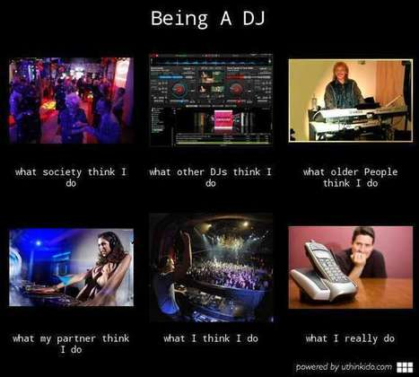 Being a DJ | What I really do | Scoop.it