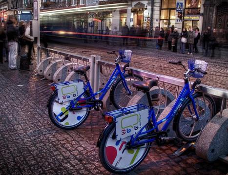 Bike sharing goes global | Things that move | Scoop.it