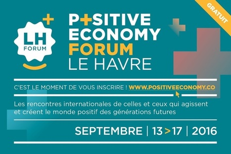 Tous les temps forts Mindfulness lors du Positive Economy Forum 2016 | ACTU WEB MINDFULNESS | Scoop.it