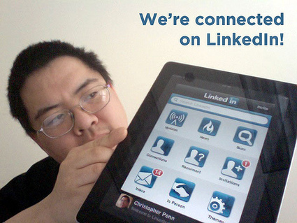 4 Simple Steps to Making the Most of LinkedIn - PayScale (blog) | WEBOLUTION! | Scoop.it