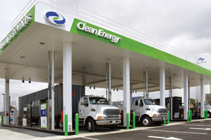 Clean Energy Completes First Stage of 'Natural Gas Highway' for Trucking | Transport Topics Online | Trucking, Freight Transportation and Logistics News | Sustainable Communities | Scoop.it