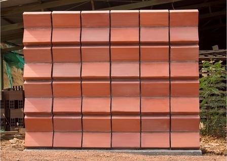 En Detalle: bloque de ladrillo termodisipador, desarrollado en ... - Plataforma Arquitectura | Terre cuite Espagne | Scoop.it