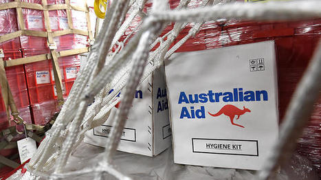 Maintaining foreign aid a 'moral obligation', NGOs say ahead of cuts | Psycholitics & Psychonomics | Scoop.it