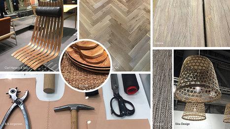 La tendance artisanale au Salon du meuble de Stockholm 2016 | About | Interface | L'Etablisienne, un atelier pour créer, fabriquer, rénover, personnaliser... | Scoop.it