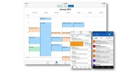 La prudence est de mise avec Outlook pour iOS en entreprise - ICTjournal | La Geek Team | Scoop.it
