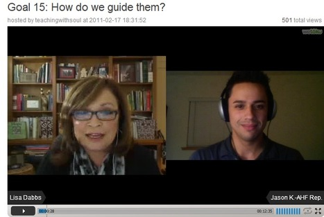 Free Tools Challenge #21: Online Interviews With Wetoku | Teacher Challenge | Interactive Teaching and Learning | Scoop.it