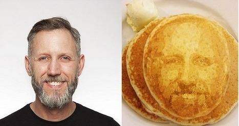 3D Printing in the Kitchen: Pancakes Featuring Your Own Face | 3D and 4D PRINTING | Scoop.it