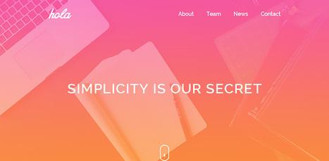 50 fantastic freebies for web designers, December 2014 | Webdesign | Scoop.it
