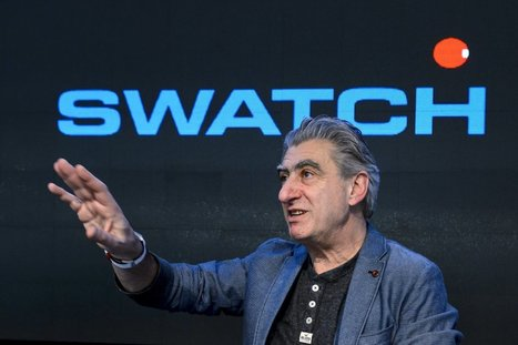Swatch takes the wraps off its mobile payments watch | Wearable Tech and the Internet of Things (Iot) | Scoop.it
