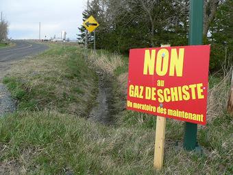 Gaz de schiste - communiqué de presse du RIGSVSL et de l'AQLPA   Élément terre   Scoop.it