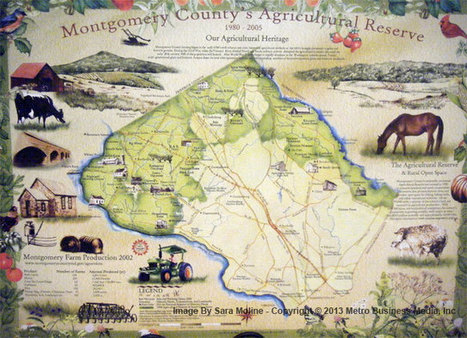 Farming in Frederick & Montgomery County, MD – Is there a future? - Metro Business Media   Vertical Farm - Food Factory   Scoop.it