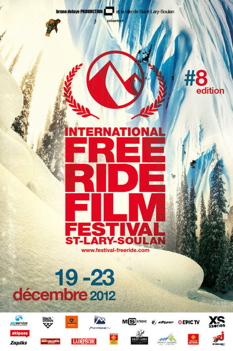 Festival International du Film de Freeride - Saint Lary | Pyrénéisme | Scoop.it