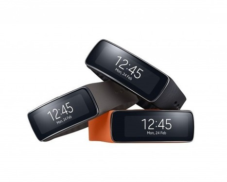 Samsung's New Flagship Handset & Wearables Aim to Keep You Fit | Online Marketing | Scoop.it