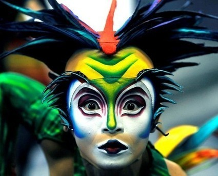 Cirque du Soleil: A Merry Christmas PR Story | Public Relations & Social Media Insight | Scoop.it