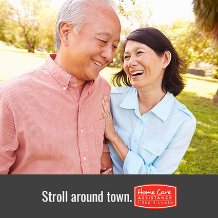 5 Reasons Seniors Should Walk Every Single Day | Home Care Assistance of Scottsdale | Scoop.it
