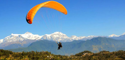 Paragliding Nepal | Nepal Travel info | Scoop.it