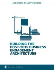Tools and Resources | Architects of a Better World: Building the Post-2015 Business Engagement Architecture | Sustainability | Scoop.it