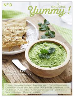 Yummy Magazine N°13 - Nouvelle formule | Yummy Magazine - Magazine de recettes de cuisine collaboratif et gratuit | Food sucré, salé | Scoop.it