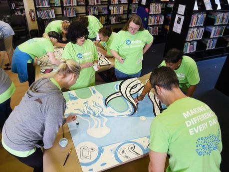Making a difference at the Thompson Lane branch library | Tennessee Libraries | Scoop.it