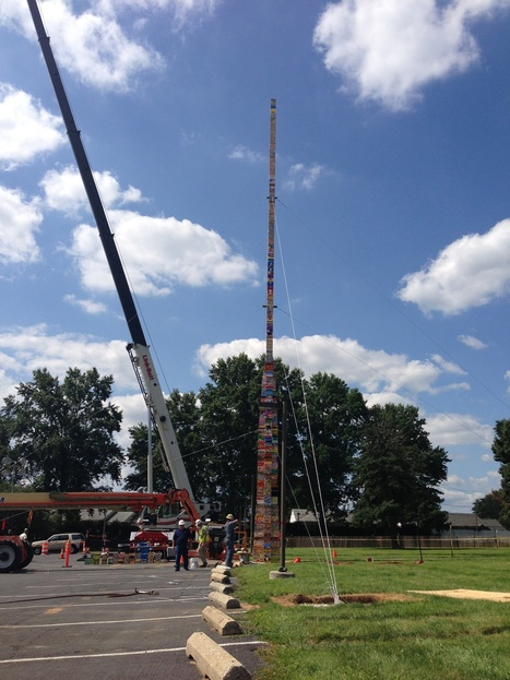 Red Clay School District Sets World Record For Tallest LEGO Tower | The Brick Fan | Scoop.it