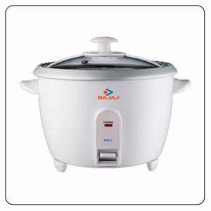 Bajaj Majesty RCX 3 Rice cooker - Buy Online @ GreenDust India | Technology Products on Green Dust | Scoop.it