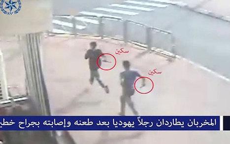 פורטל מצלמות אבטחה ישראל: ישראל משחררת תיעוד מצלמות אבטחה מהפיגוע בפסגת זאב | Home theater | Scoop.it
