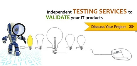 Software Testing Services, Quality assurance Consulting | Indies | It Development and Consulting Services | Scoop.it