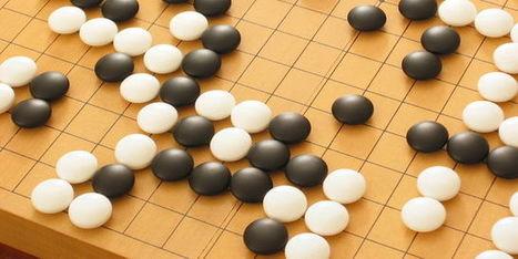 Une intelligence artificielle va affronter le meilleur joueur de go au monde | Post-Sapiens, les êtres technologiques | Scoop.it