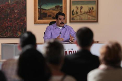 Bras de fer autour du référendum anti-Maduro | Venezuela | Scoop.it