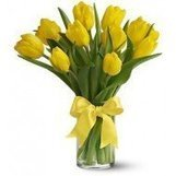 Sunny Yellow Tulips | Rebeca's Flowers and Garden | Scoop.it
