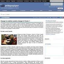 Réflexion sur l'éducation   Apprentissage et numérique éducatif en EPS   Scoop.it