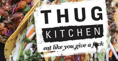 Thug Kitchen: Cookbook | juice maker | Scoop.it