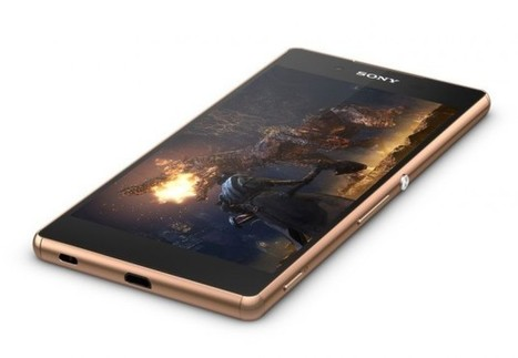 Le Sony Xperia Z3+ officiellement annoncé pour l'Europe - FrAndroid | Geek 2015 | Scoop.it