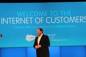 Salesforce arrive sur les Google Glass | Performance web | Scoop.it