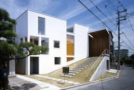 [ Kashihara, Japan] I-Mango / Takuro Yamamoto Architects | The Architecture of the City | Scoop.it